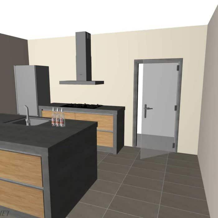 keuken ontwerp honselersdijk