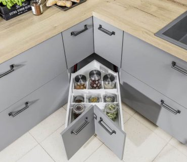 demo keuken
