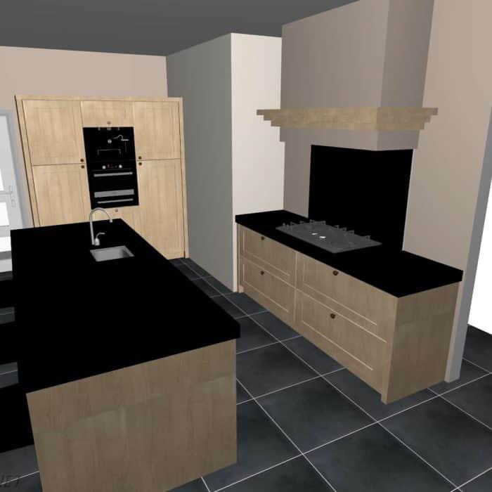 keuken project naaldwijk